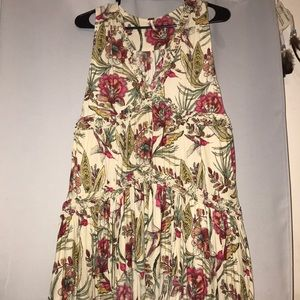 Free people Tunic Floral dress